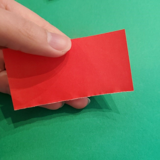 折り紙 魔女の宅急便『キキ』折り方作り方3リボン (10)