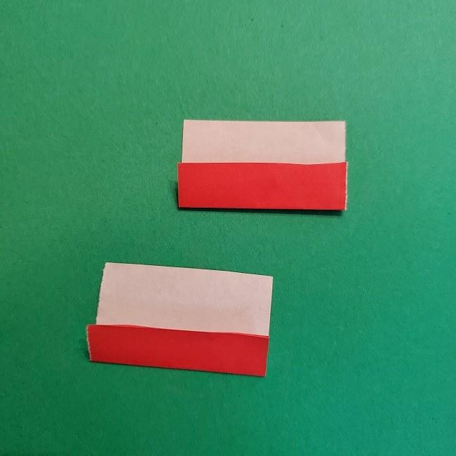 折り紙 魔女の宅急便『キキ』折り方作り方3リボン (18)