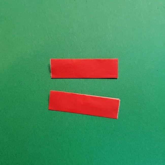 折り紙 魔女の宅急便『キキ』折り方作り方3リボン (19)