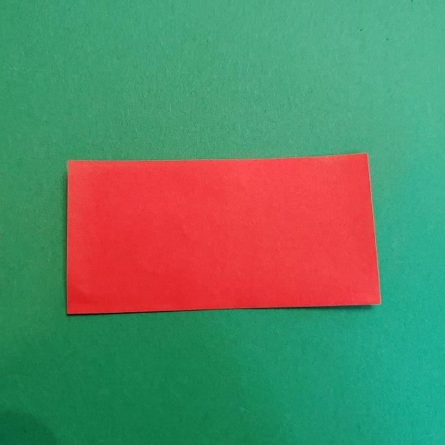 折り紙 魔女の宅急便『キキ』折り方作り方3リボン (2)
