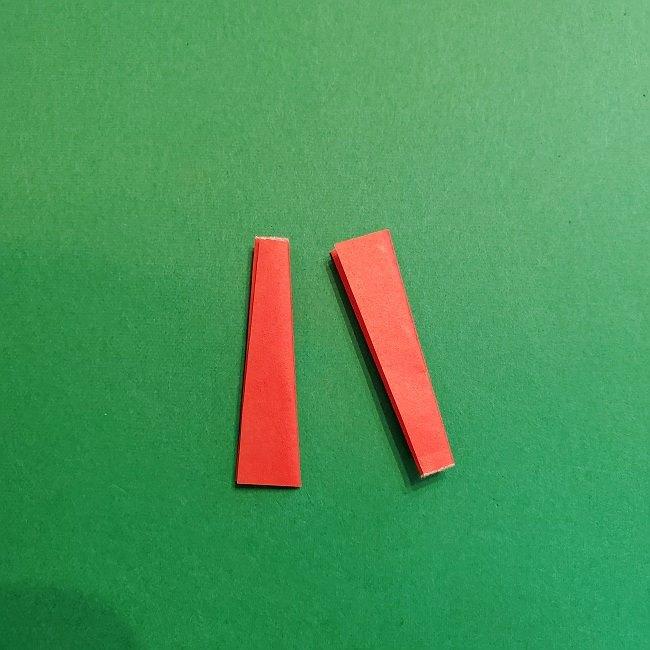 折り紙 魔女の宅急便『キキ』折り方作り方3リボン (21)