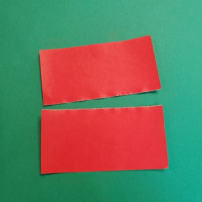 折り紙 魔女の宅急便『キキ』折り方作り方3リボン (3)