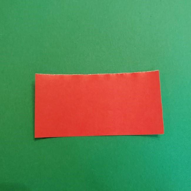 折り紙 魔女の宅急便『キキ』折り方作り方3リボン (4)