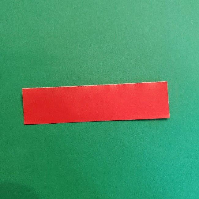 折り紙 魔女の宅急便『キキ』折り方作り方3リボン (5)