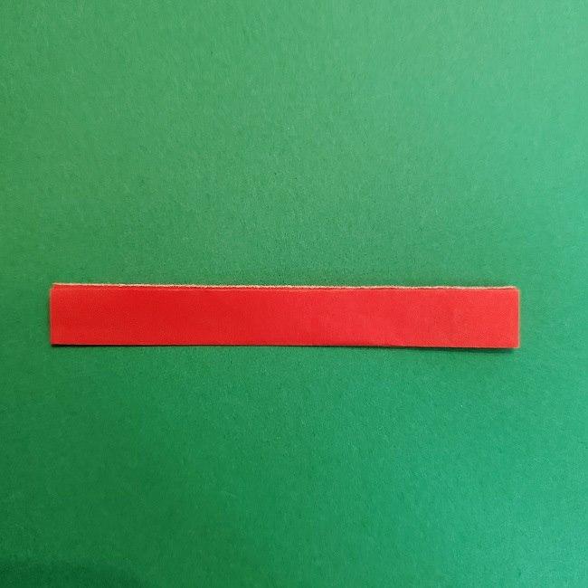 折り紙 魔女の宅急便『キキ』折り方作り方3リボン (6)