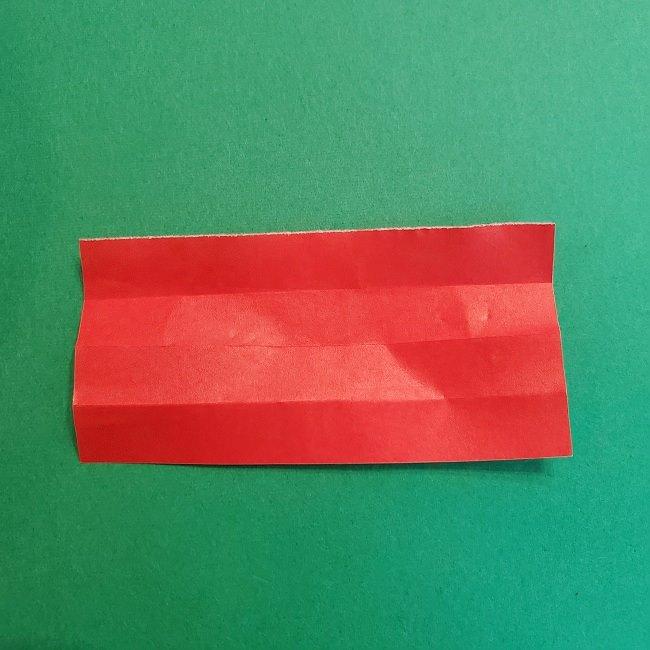 折り紙 魔女の宅急便『キキ』折り方作り方3リボン (7)