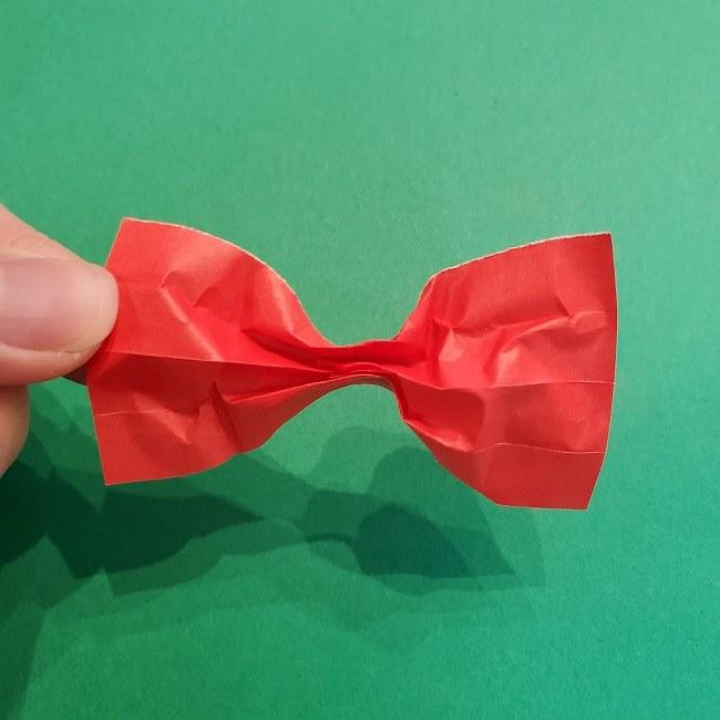 折り紙 魔女の宅急便『キキ』折り方作り方3リボン (9)