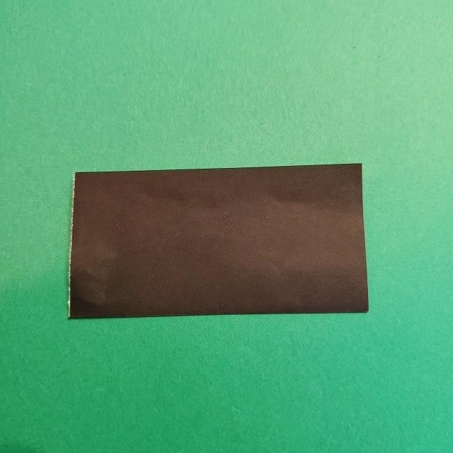 折り紙 魔女の宅急便『キキ』折り方作り方4服 (2)