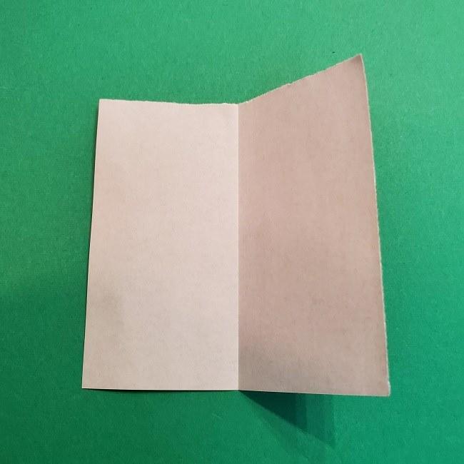 折り紙 魔女の宅急便『キキ』折り方作り方4服 (3)