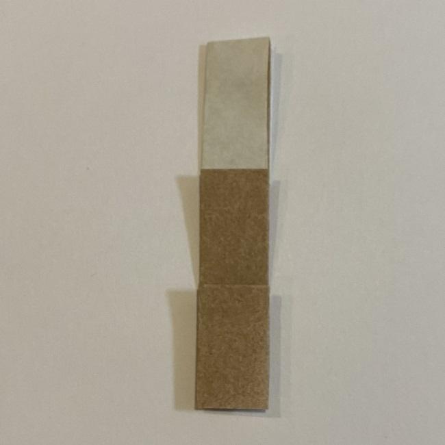 春の折り紙つくしの簡単な折り方作り方 (8)