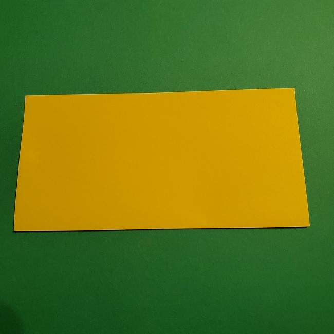 菜の花の折り紙を壁画みたいに飾ろう♪リースの壁面飾り! (2)
