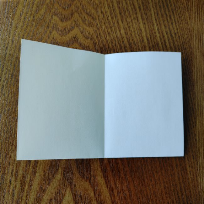 菜の花の折り紙 切り方作り方 (4)
