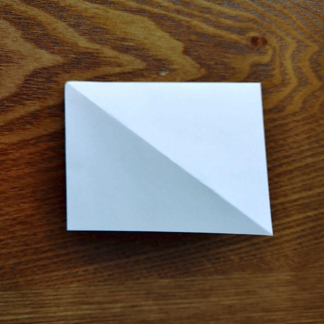菜の花の折り紙 切り方作り方 (7)