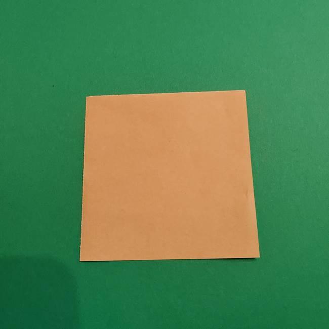 鬼滅の刃 折り紙のはなこの折り方作り方1(1)