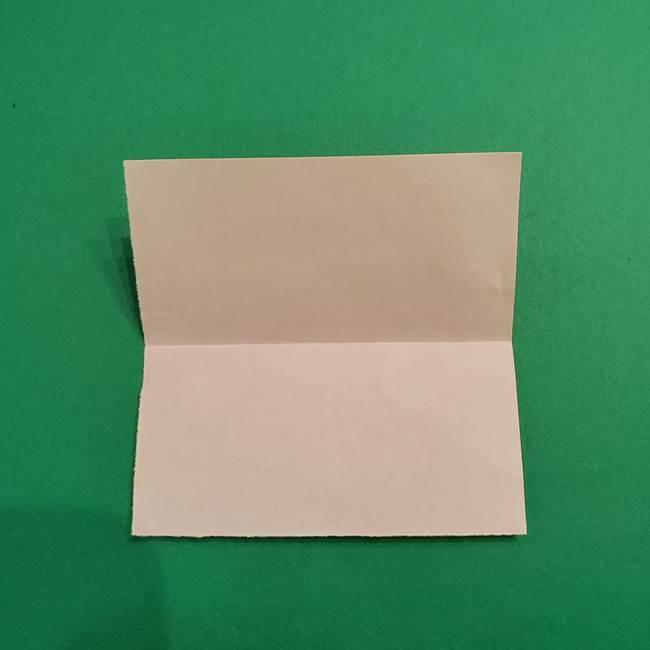 鬼滅の刃 折り紙のはなこの折り方作り方1(3)