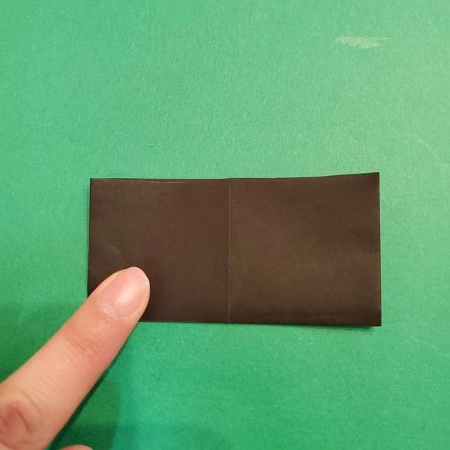 鬼滅の刃 折り紙のはなこの折り方作り方2(10)