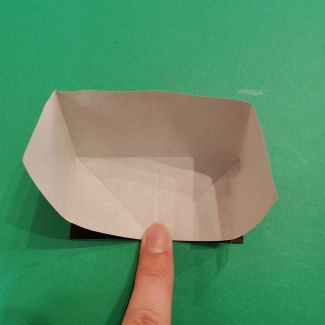 鬼滅の刃 折り紙のはなこの折り方作り方2(13)