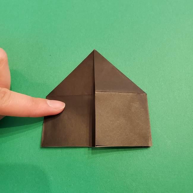 鬼滅の刃 折り紙のはなこの折り方作り方2(16)