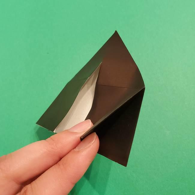 鬼滅の刃 折り紙のはなこの折り方作り方2(17)