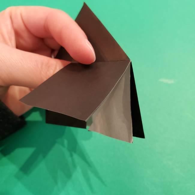 鬼滅の刃 折り紙のはなこの折り方作り方2(18)
