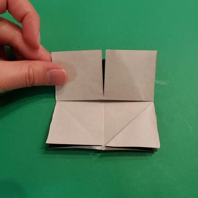 鬼滅の刃 折り紙のはなこの折り方作り方2(19)
