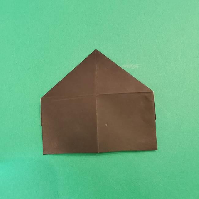 鬼滅の刃 折り紙のはなこの折り方作り方2(28)