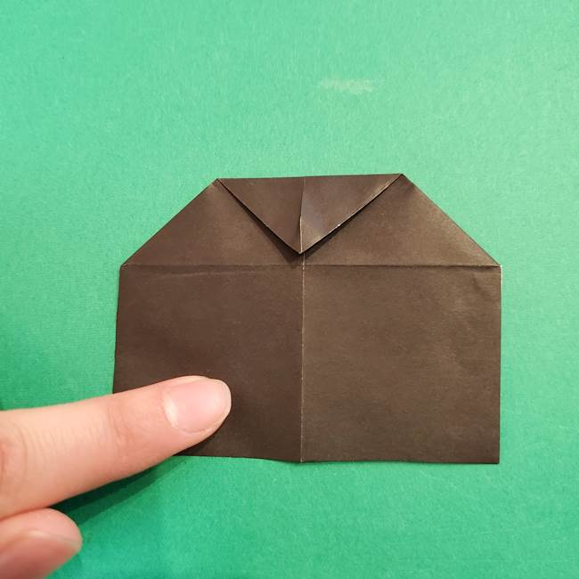 鬼滅の刃 折り紙のはなこの折り方作り方2(29)