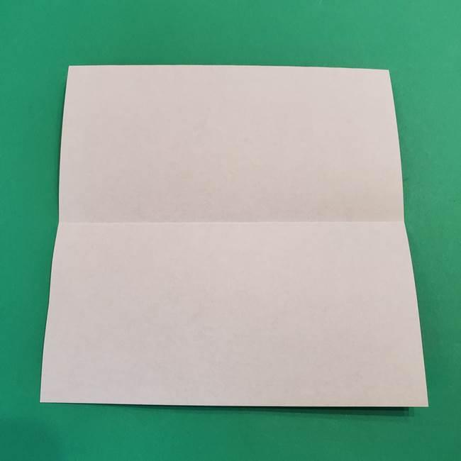 鬼滅の刃 折り紙のはなこの折り方作り方2(3)