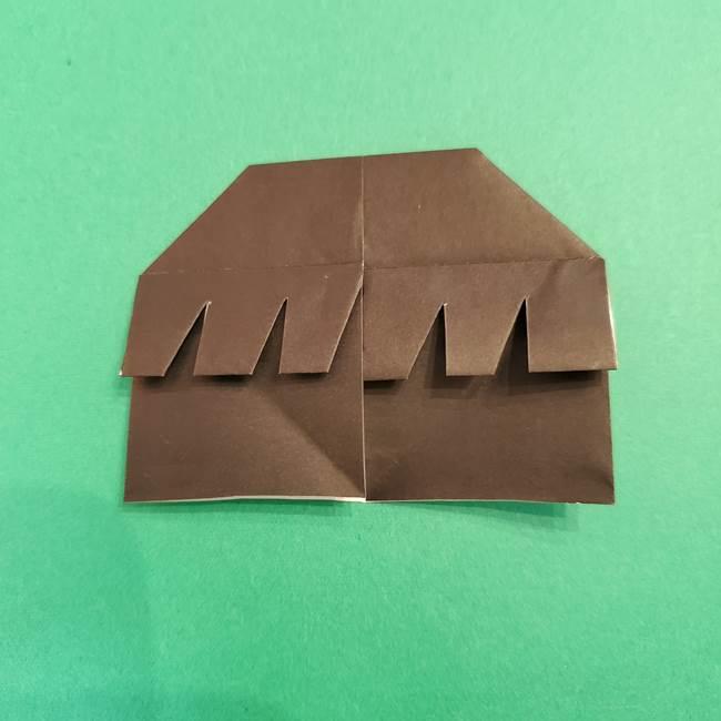 鬼滅の刃 折り紙のはなこの折り方作り方2(30)