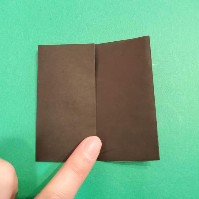 鬼滅の刃 折り紙のはなこの折り方作り方2(31)