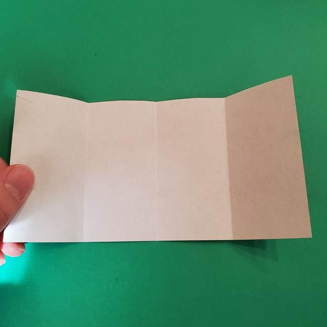 鬼滅の刃 折り紙のはなこの折り方作り方2(32)