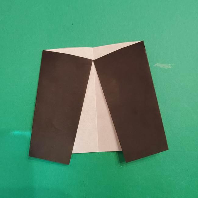 鬼滅の刃 折り紙のはなこの折り方作り方2(33)