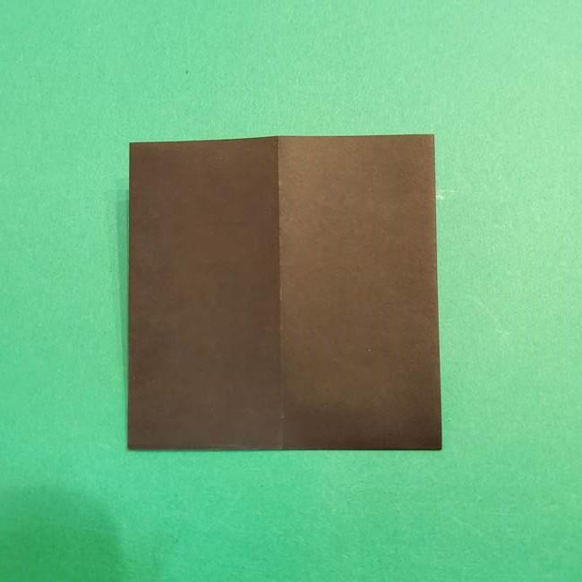 鬼滅の刃 折り紙のはなこの折り方作り方2(6)