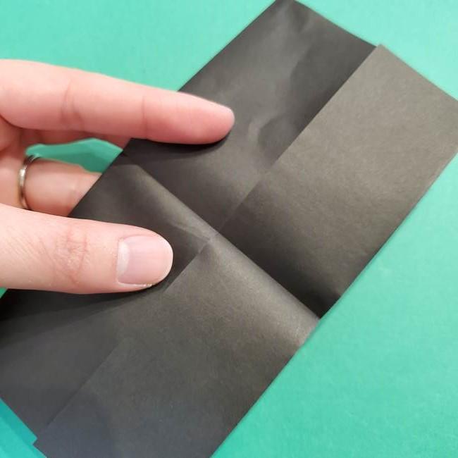 鬼滅の刃 折り紙のはなこの折り方作り方2(7)
