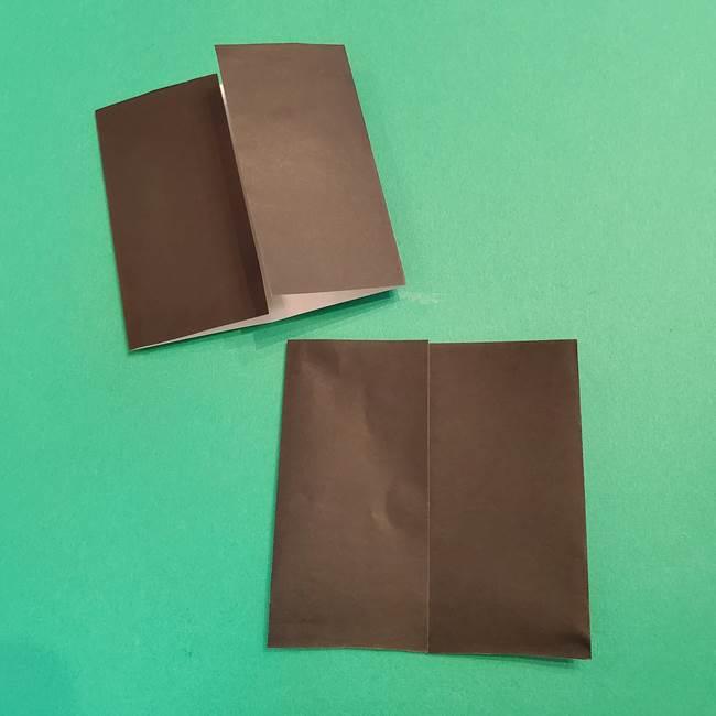 鬼滅の刃 折り紙のはなこの折り方作り方2(8)