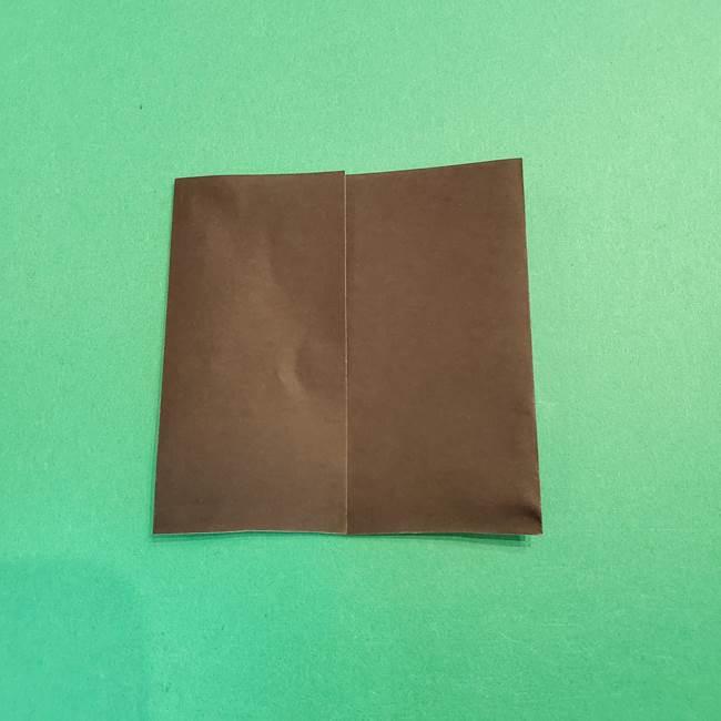 鬼滅の刃 折り紙のはなこの折り方作り方2(9)