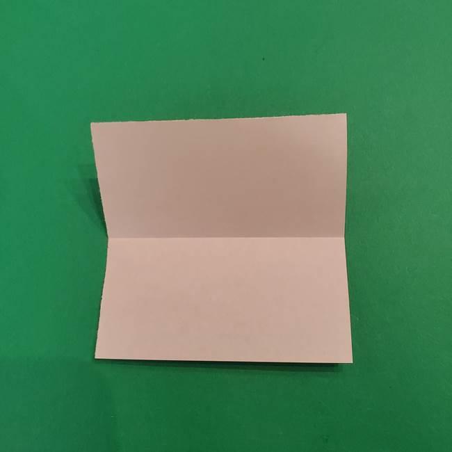 鬼滅の刃 折り紙のはなこの折り方作り方3(3)