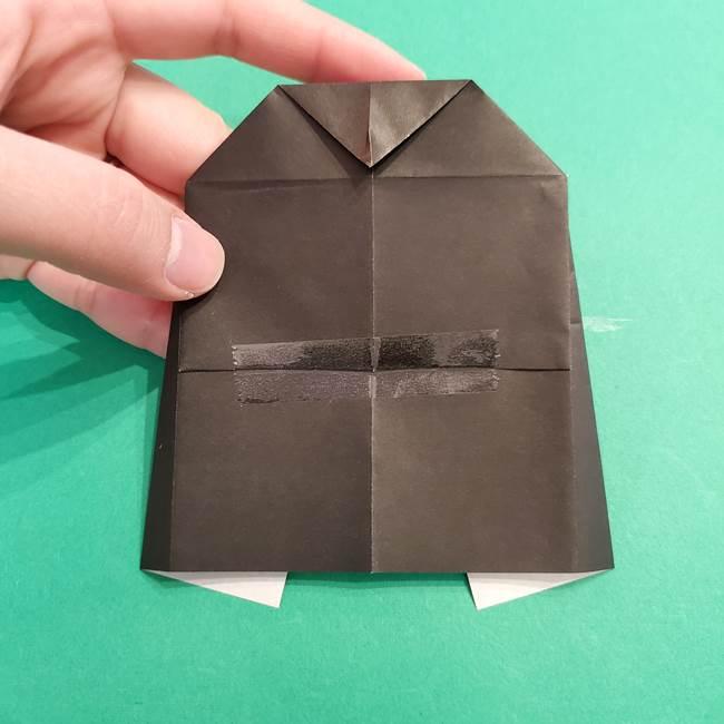 鬼滅の刃 折り紙のはなこの折り方作り方4(4)