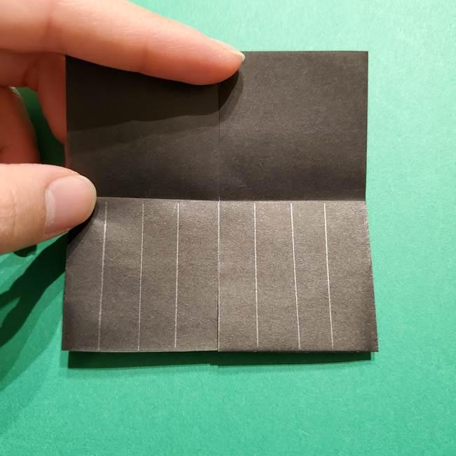 きめつのやいば よりいちの折り紙の折り方・作り方2髪(11)