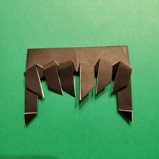 きめつのやいば よりいちの折り紙の折り方・作り方2髪(17)