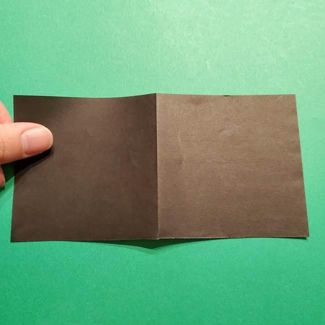 きめつのやいば よりいちの折り紙の折り方・作り方2髪(19)