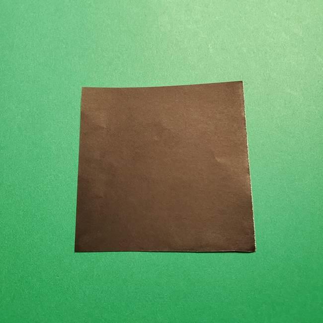 きめつのやいば よりいちの折り紙の折り方・作り方2髪(21)