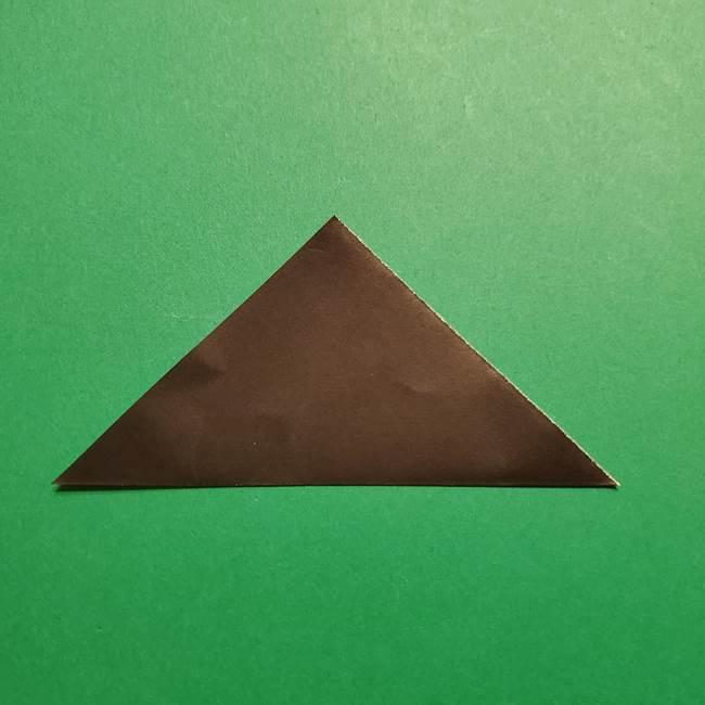 きめつのやいば よりいちの折り紙の折り方・作り方2髪(22)