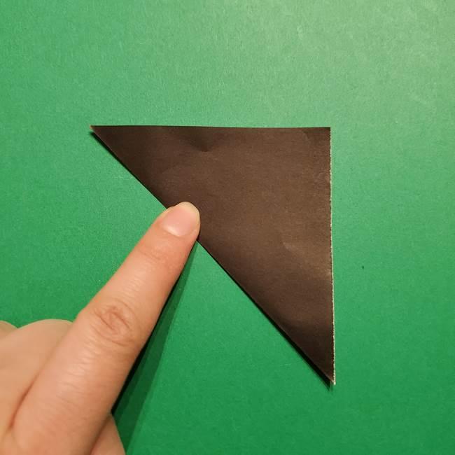 きめつのやいば よりいちの折り紙の折り方・作り方2髪(23)