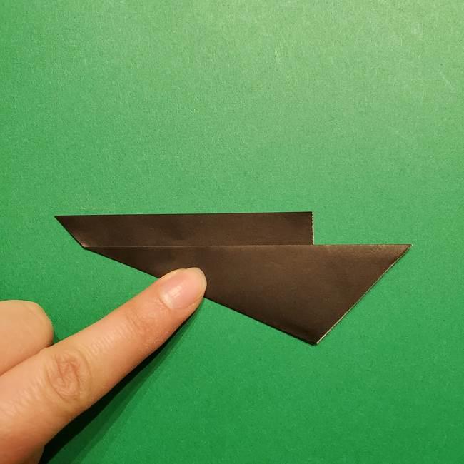 きめつのやいば よりいちの折り紙の折り方・作り方2髪(24)