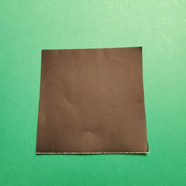 きめつのやいば よりいちの折り紙の折り方・作り方2髪(26)