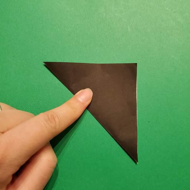 きめつのやいば よりいちの折り紙の折り方・作り方2髪(27)
