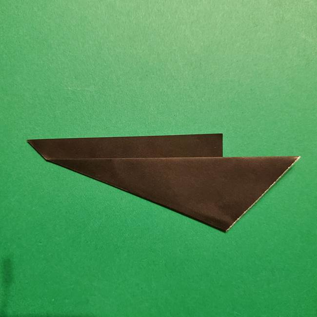 きめつのやいば よりいちの折り紙の折り方・作り方2髪(28)