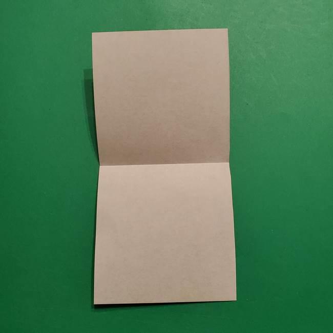 きめつのやいば よりいちの折り紙の折り方・作り方2髪(6)