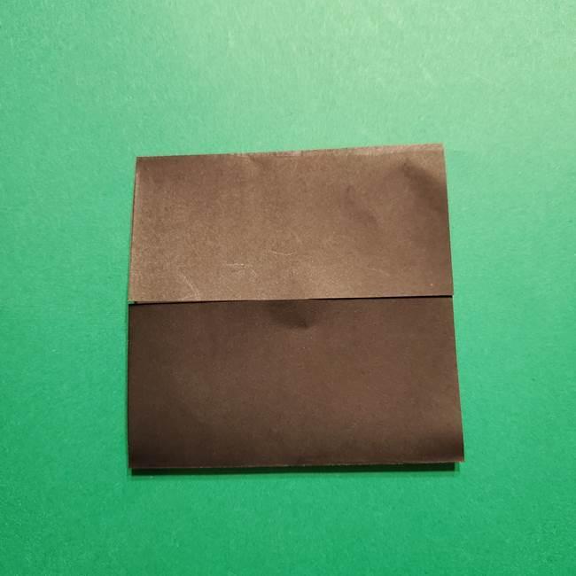きめつのやいば よりいちの折り紙の折り方・作り方2髪(7)